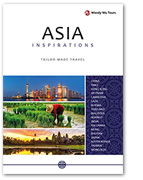 Asia Inspirations Brochure Cover