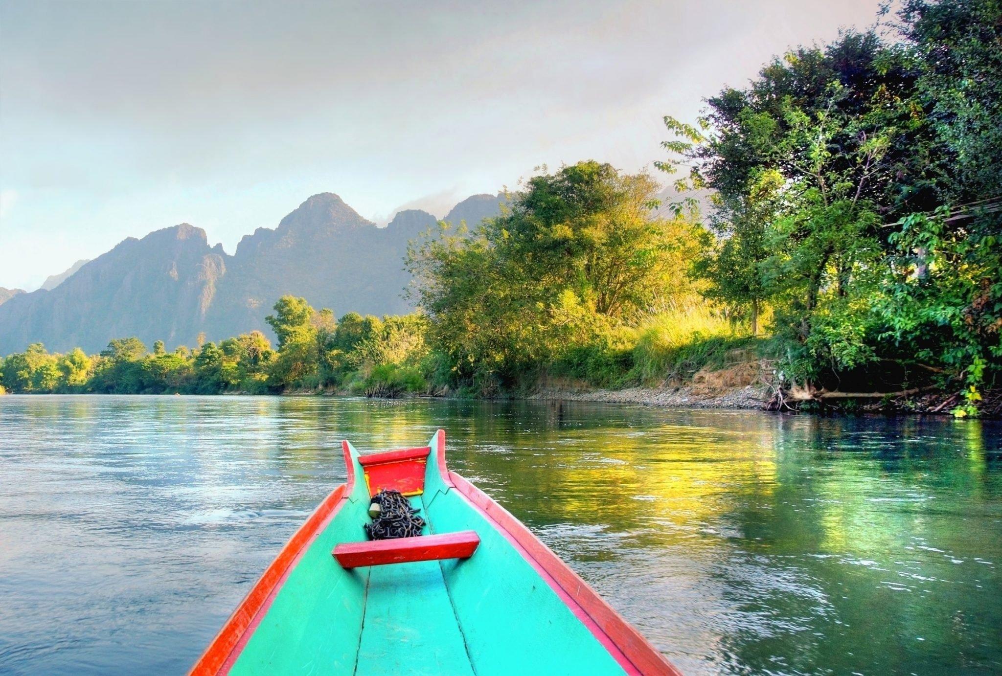 Mekong Delta boat trips