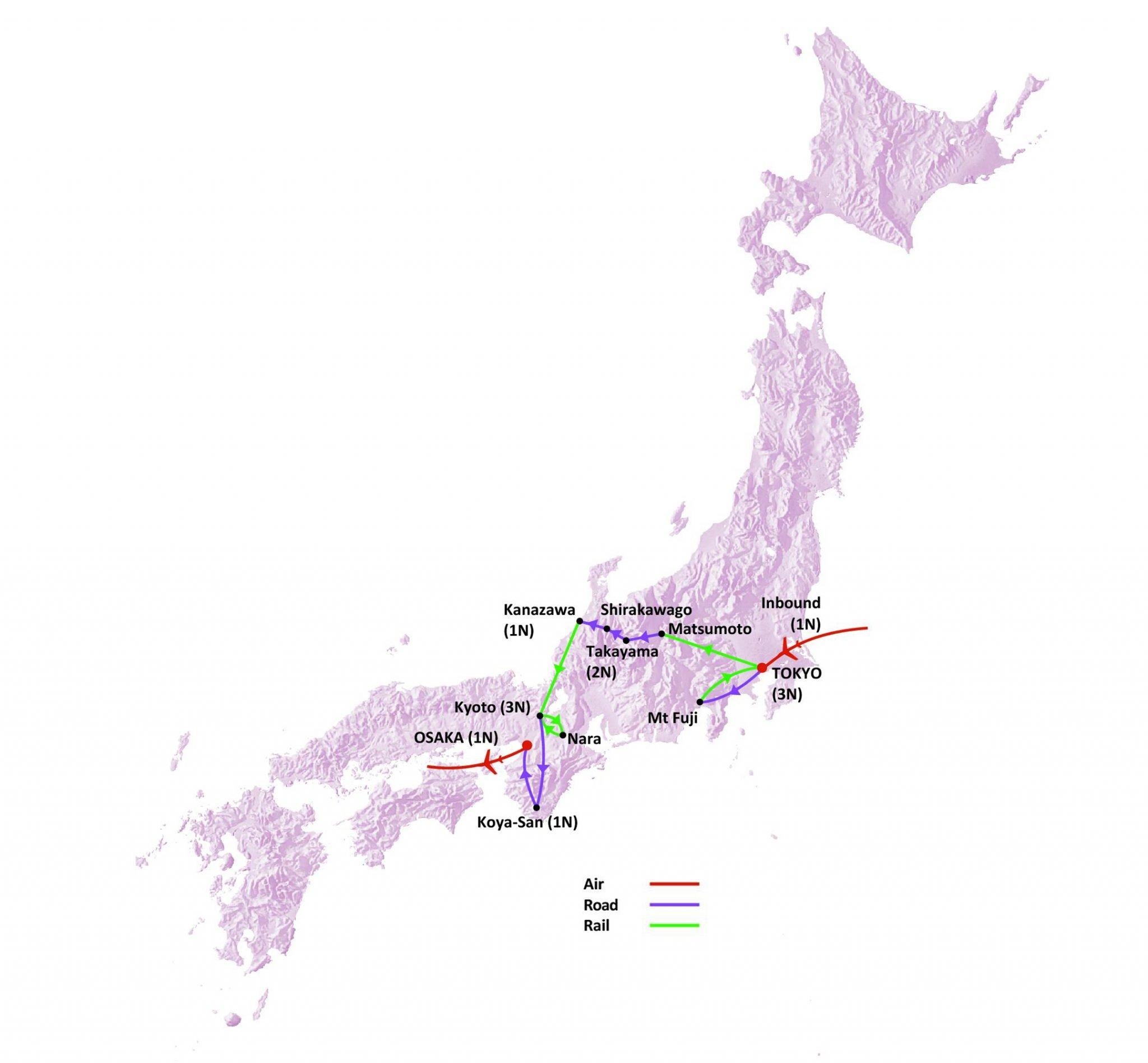 train kanazawa kyoto