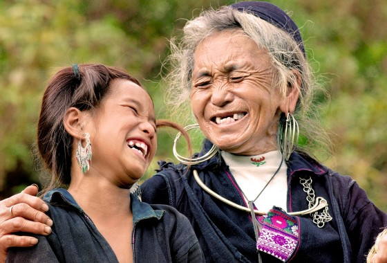 Sapa's hill tribes