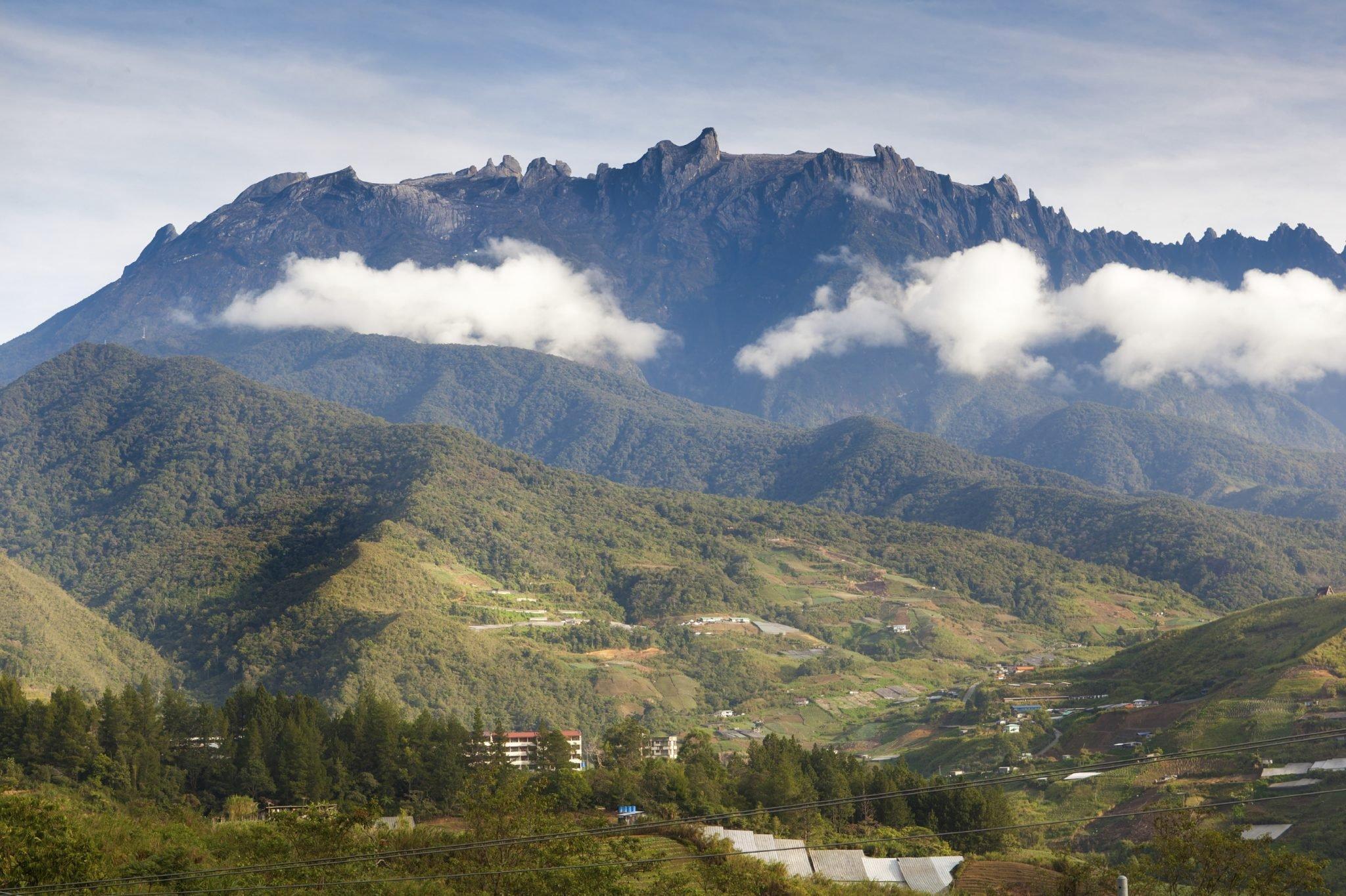 Mt Kinabalu & Kinabalu National Park