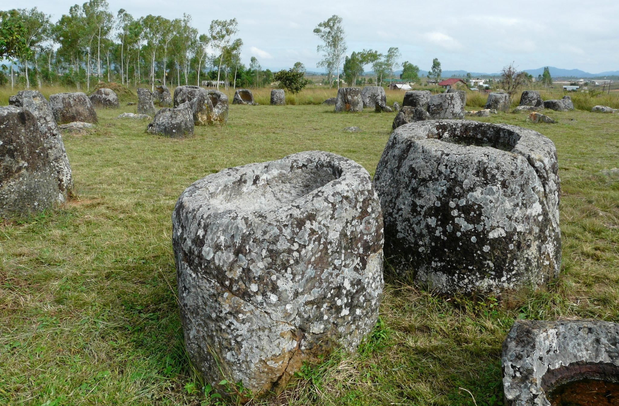 Plain of Jars sites 1, 2, 3