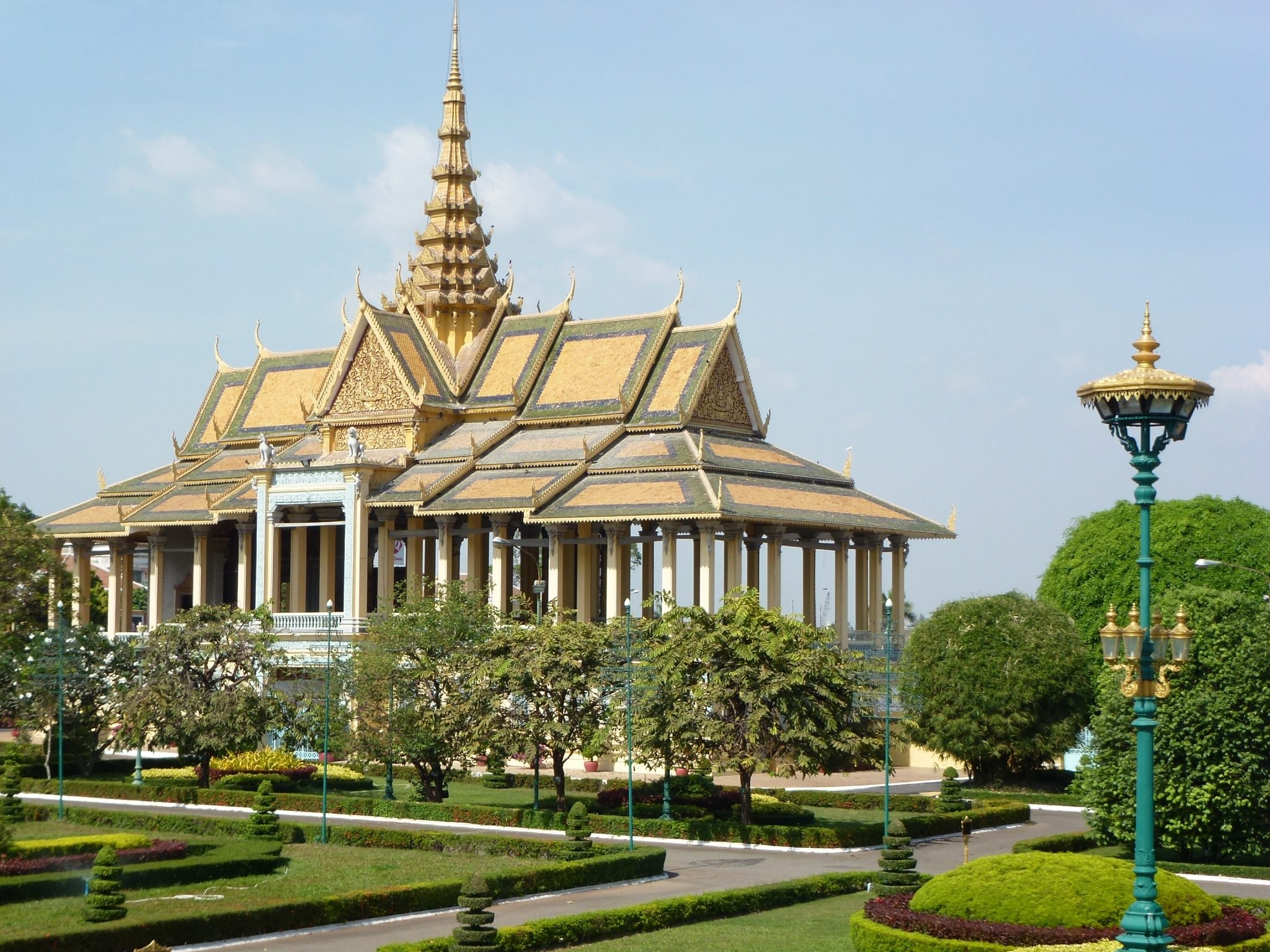 Royal Palace and Silver Pagoda