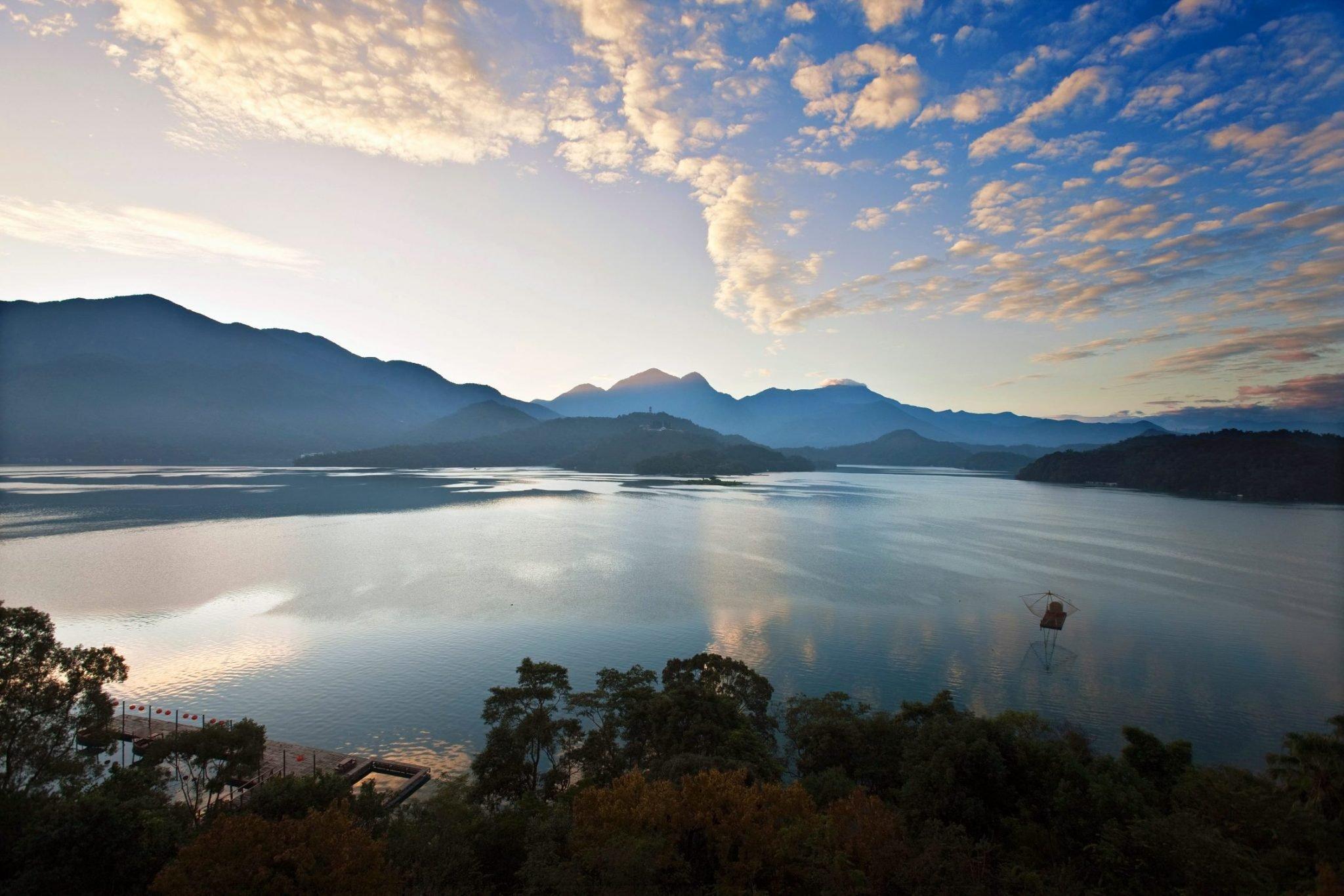 Sun Moon Lake National Scenic Area