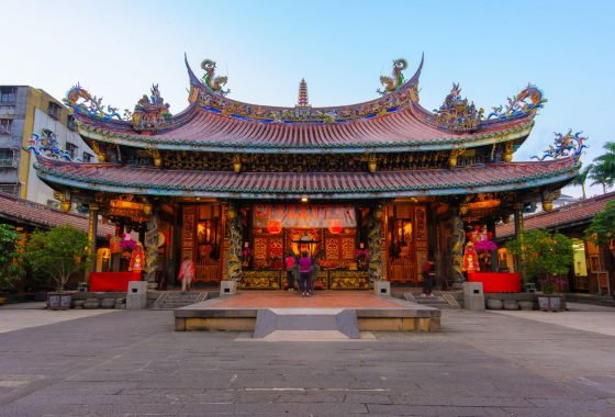 Bao-an Temple