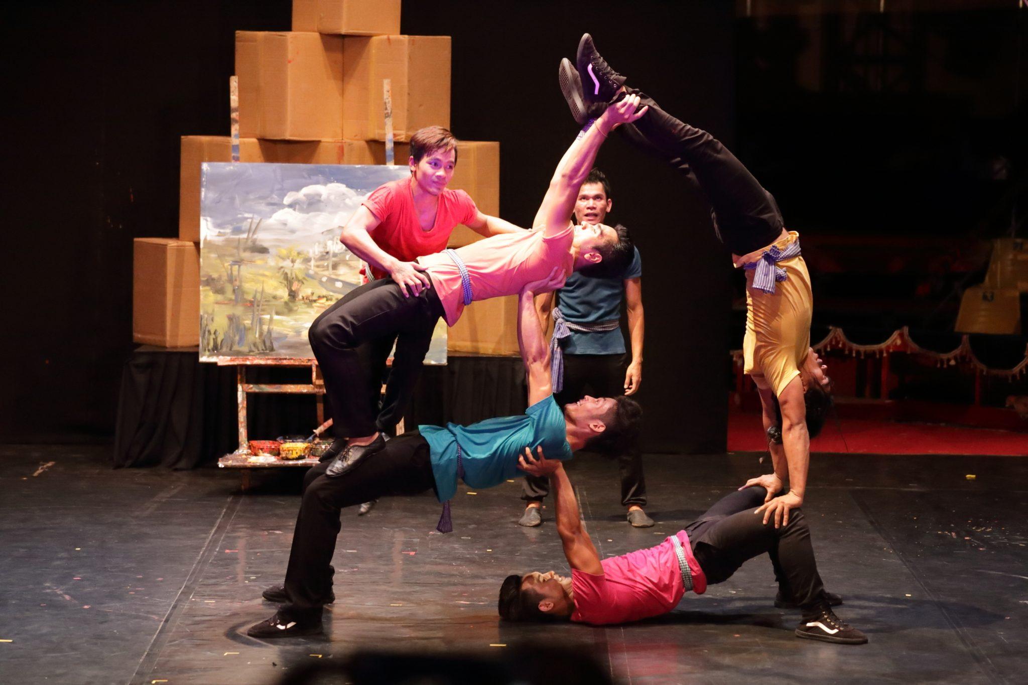 Cambodian Circus