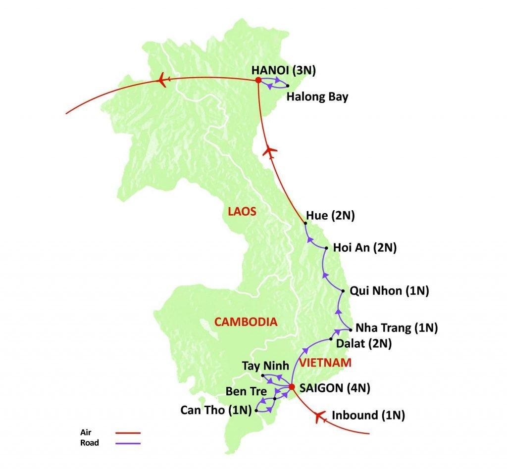 Vietnam Panorama Asia Inspirations Asia Inspirations