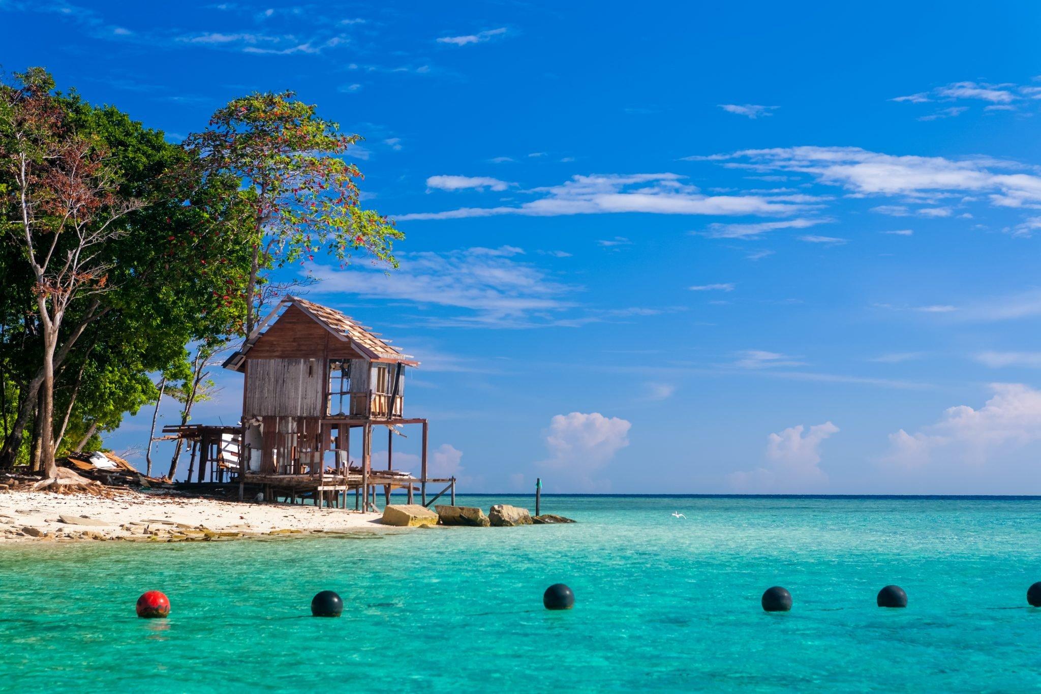 Beaches & diving