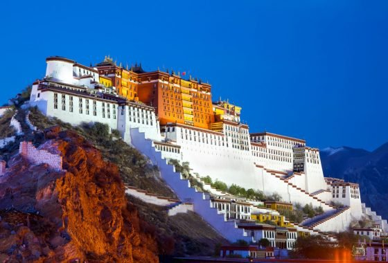 Potala Palace and Norbulingka