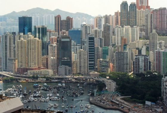 Causeway Bay and Happy Valley
