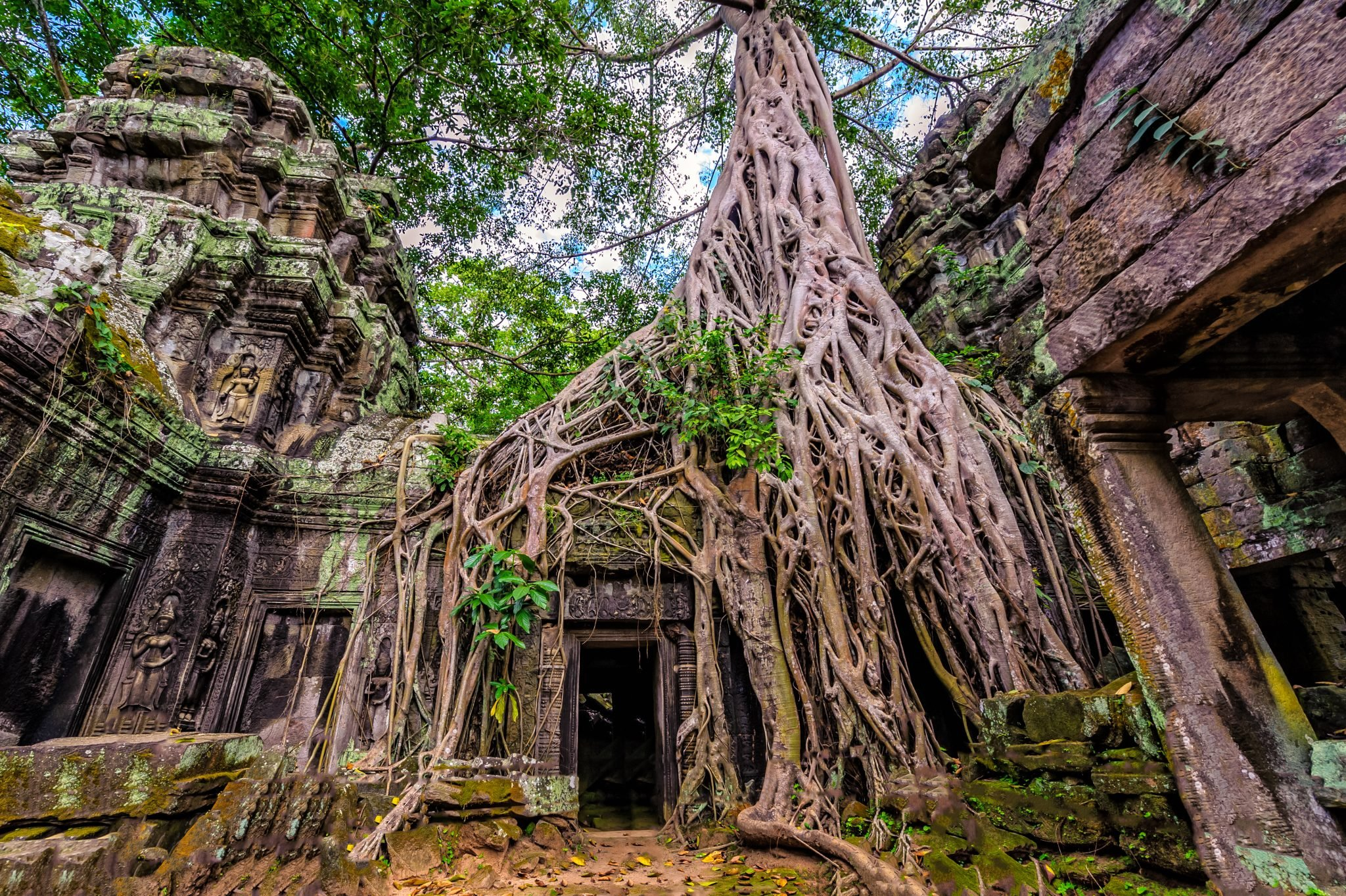 Guide To The Temples Of Angkor Asia Inspirations Asia