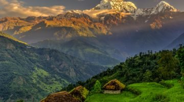 Nepal's great outdoors