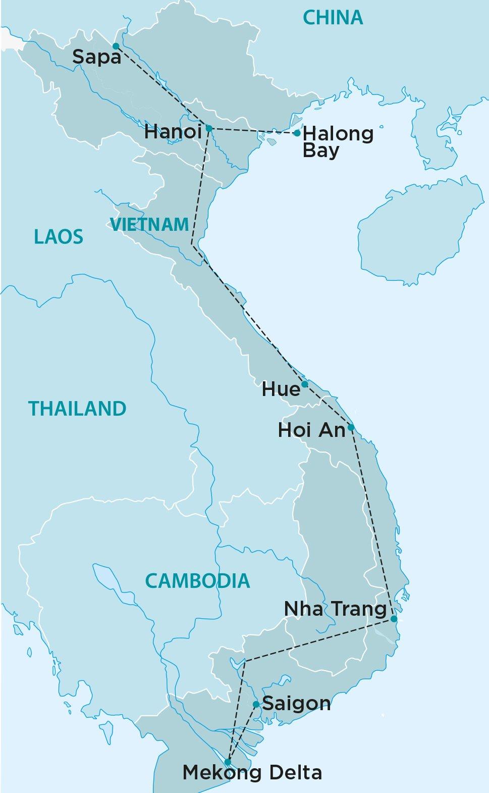 Vietnam: Best Bits - Asia Inspirations | Asia Inspirations