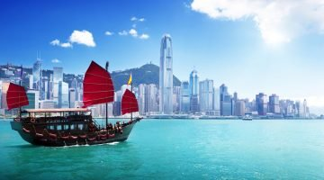 Top five things to do in Hong Kong