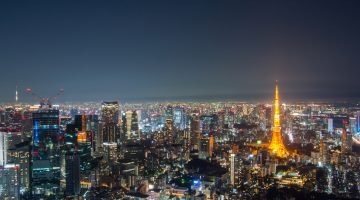 Incredible itinerary – Modern Japan