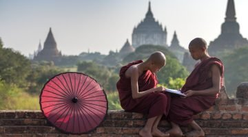 Guide to the temples of Bagan
