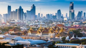 Top five things to do in Bangkok
