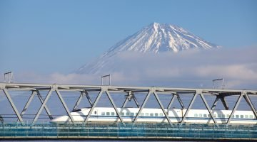 Travelling Japan by Rail
