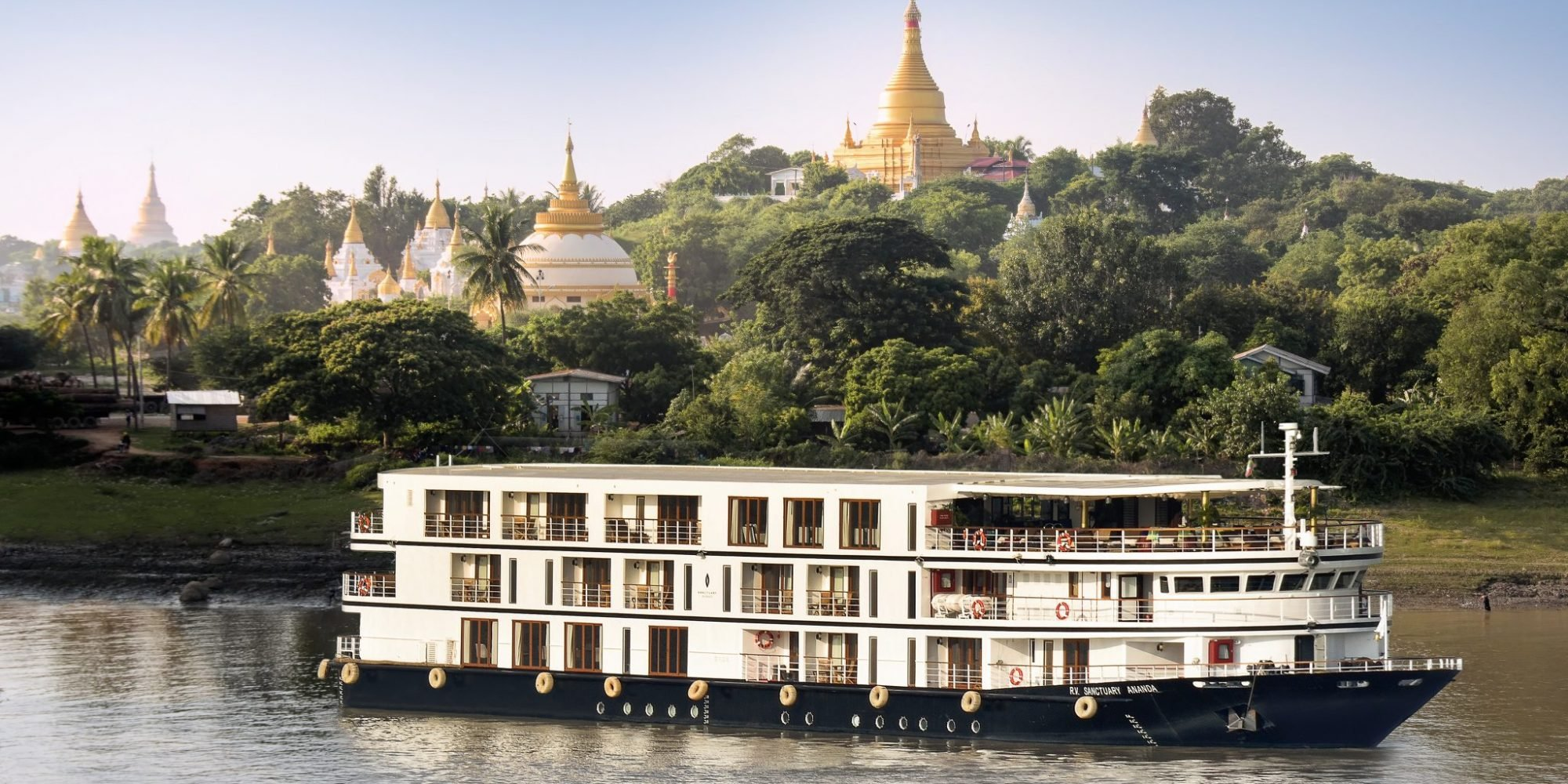 Exploring China and Burma with Sanctuary Retreats river cruises