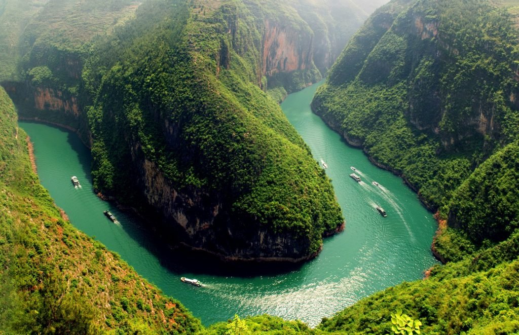 Cruising the rivers of Asia