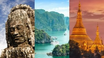 Incredible Itinerary – Cambodia, Vietnam and Burma