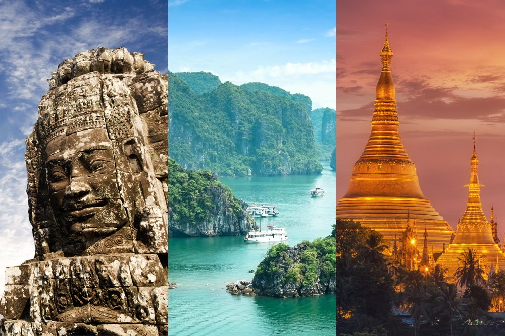 Incredible Itinerary – Cambodia, Vietnam and Burma