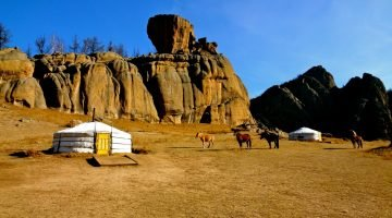Five Reasons Why Mongolia Is Awesome…
