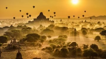 Five things that make Burma magical