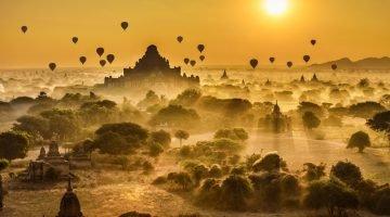Five things that make Burma magical