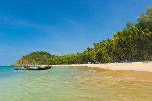 Ngapali Beach, Burma